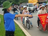 Promouvoir le rôle des jeunes dans la communication sur la sécurité routière