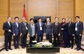 Promouvoir la coopération entre les organes législatifs Vietnam - République de Corée