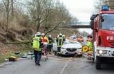 Tempête : chaos dans les transports et six morts dans le Nord de l'Europe