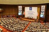 Ouverture de la 26e conférence du Forum parlementaire Asie-Pacifique