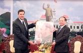 Hô Chi Minh-Ville et Cuba renforcent leur coopération au développement