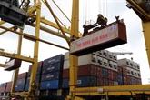 La Société par actions portuaire de Saigon accueille la 1re cargaison de 2018