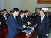 Le PM Nguyên Xuân Phuc exhorte les atouts de Thua Thiên-Huê
