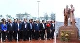 Le Premier ministre Nguyên Xuân Phuc à Binh Dinh et Phu Yên