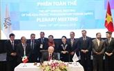 Adoption de la Déclaration de Hanoï sur le partenariat parlementaire Asie-Pacifique