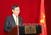 Célébration du 68e anniversaire des relations diplomatiques Vietnam - Chine à Hong Kong