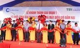 Ninh Thuân : mise en chantier de la 2e phase du parc éolien Dâm Nai