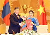 Renforcement des relations Vietnam - Mongolie