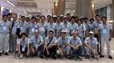 Le Vietnam enverra 110.000 travailleurs à létranger en 2018