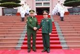 Entretien Ngô Xuân Lich - Sergueï Choïgou pour promouvoir la coopération militaire
