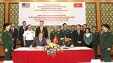 L'USAID aide le Vietnam à décontaminer la dioxine à l'aéroport de Biên Hoà