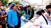 Lancement d'un programme de coopération Vietnam - OMS