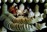 Souvenirs du village des chapeaux coniques