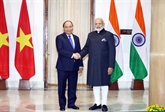 Vietnam - Inde : entretien Nguyên Xuân Phuc - Narendra Modi