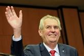 Présidentielle tchèque : le populiste Milos Zeman réélu