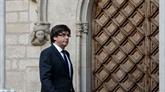 Espagne : l'investiture de Puigdemont comme président de Catalogne suspendue