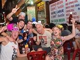 S'amuser à Hô Chi Minh-Ville au bout de la nuit