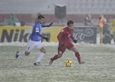 Les médias internationaux tirent le chapeau bas à l'équipe vietnamienne U23