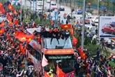 Championnat d'Asie U23 : la presse japonaise loue la solidarité des Vietnamiens