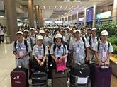Un demi-million de Vietnamiens travaillent à létranger