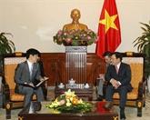 Les APD japonaises contribuent au développement du Vietnam