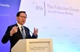 Le Vietnam participe au 6e forum Fullerton à Singapour