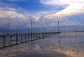 Construction des centrales délectricité éolienne à Soc Trang et Bac Liêu