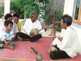 Le Châm riêng Chà pây, un art original des Khmers