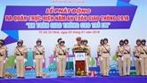 Hô Chi Minh-Ville veut réduire les accidents de la route en 2018