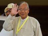 Le président birman jure d'édifier une république fédérale démocratique