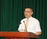 L'ambassadeur du Vietnam au Cambodge présente ses lettres de créance