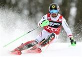 Ski : l'Autrichien Hirscher rejoint l'Italien Tomba pour sa 50e