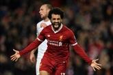 L'Égyptien Mohamed Salah élu footballeur africain de l'année