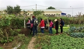 Une formation sur lagriculture à Hanoï