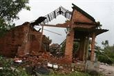 Typhon Damrey : le PNUD finance la construction de 300 maisons aux sinistrés