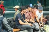 De nombreux pêcheurs arrêtés en Indonésie rapatriés au Vietnam avant le Têt