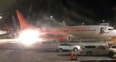 Deux avions se heurtent au sol à Toronto, pas de victime à bord