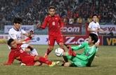 Les 23 joueurs vietnamiens sélectionnés pour le Championnat dAsie U23 dévoilée