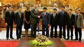 Promouvoir les relations de coopération entre Hanoï et les États-Unis