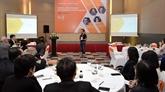 Les alumni dAustralie au Vietnam fondent leur groupe professionnel dans léconomie