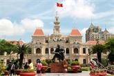 Hô Chi Minh-Ville : forte hausse du nombre de touristes étrangers en 2017