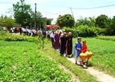 Les coutumes des paysans vietnamiens en discussion