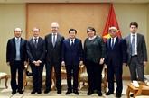 La Banque européenne d'investissement est prête à soutenir le Vietnam