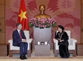 Le Vietnam attachait de l'importance à ses relations avec les États-Unis
