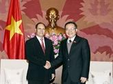 Promouvoir la coopération entre les organes législatifs Vietnam - Laos