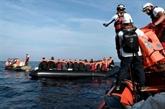 675 migrants secourus en deux jours au large de l'Espagne