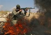 Syrie: un groupe opposant commence à se retirer d'une zone démilitarisée dans le Nord-Ouest