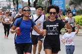 Plus de 10.000 personnes participent à la Fund Run for Charity à Hô Chi Minh-Ville