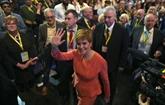 Indépendance de l'Écosse: Nicola Sturgeon appelle à la