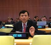 73e session de l'AG de l'ONU: le Vietnam à la réunion de la 6e Commission